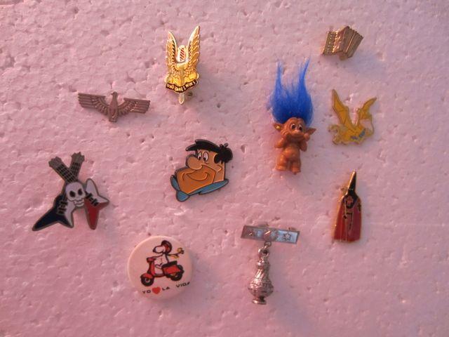 pin y pins variados Pin,PINS,lote de pins.