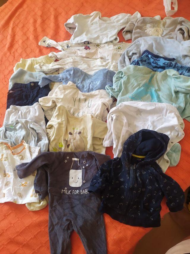 ropa bebe 6-9 meses