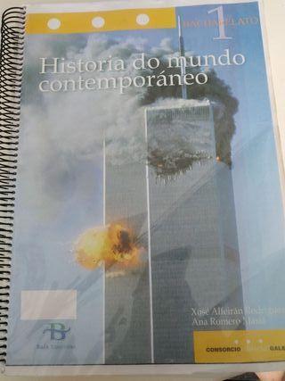 Historia do mundo contemporáneo