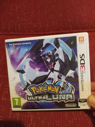 pokemon ultra luna nintendo 3ds