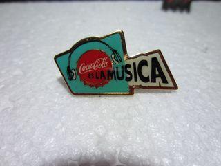 PIN PINS COCA COLA BEBIDAS ETC