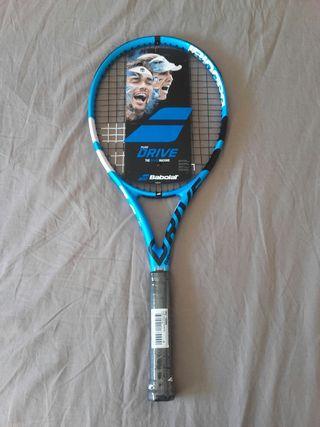 Raqueta tenis BABOLAT PURE DRIVE L3 NUEVA!
