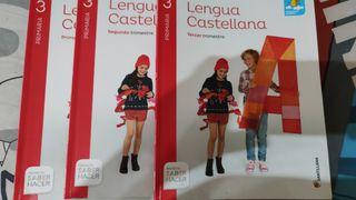 libros 3 de primaria