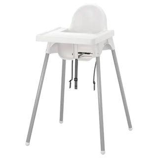 Trona de Ikea (con bandeja incluida)