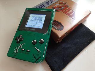 ComicBoy! Pocket - Gameboy Pocket + Zelda