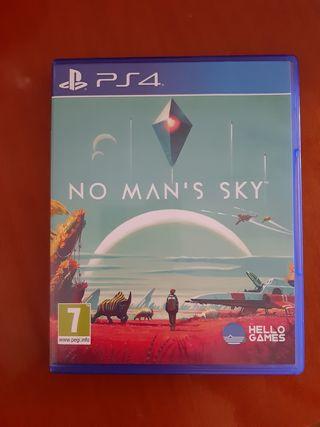 Juego No Man's Sky Ps4