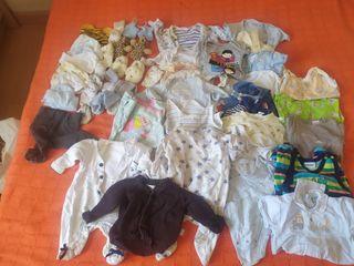 ropa bebe 1-3 meses