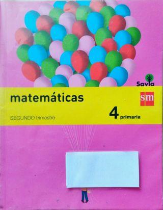 Matemáticas 4 Primaria. SM