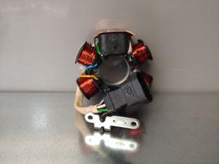 stator motor piaggio 50