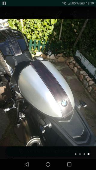 BMW R Nine T/Pure adornos de cuero