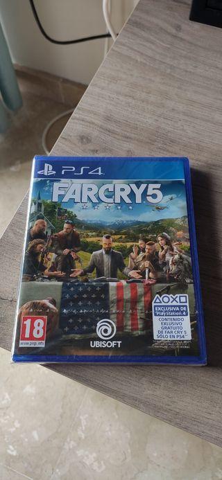 Farcry 5 PS4 Precintado