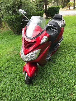 Daelim s2 250cc
