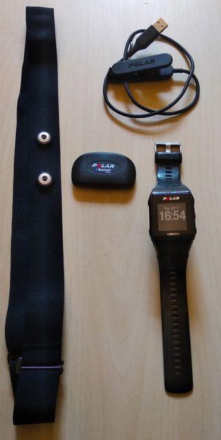 Reloj polar V800