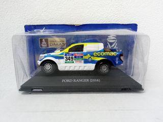 Ford Ranger 1:43 Rally Dakar IXO