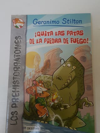 Gerónimo Stilton: Los Prehistoratones 1