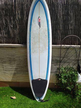 Tabla surf evolutiva 7'2 NSP