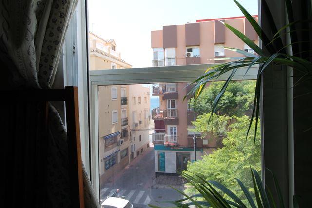 Estudio en primera linea de playa (Rincón de la Victoria, Málaga)