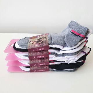 OFERTA 12 calcetines X 7