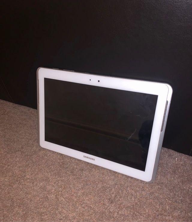 iPad: Samsung galaxy tab 2 10.1