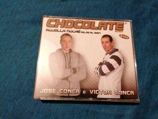 OFERTA FLASH CHOCOLATE AQUELLA NOCHE DEL 95