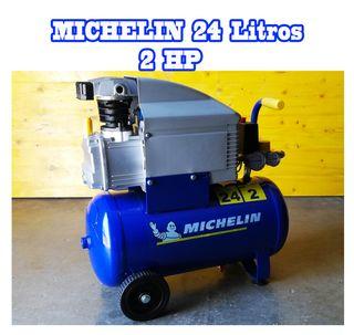 Compresor Michelin 20 litros