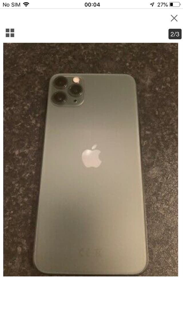 I am selling this iPhone 11 Pro Max