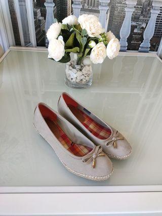Zapatos n° 38 Tommy Hilfiger originales