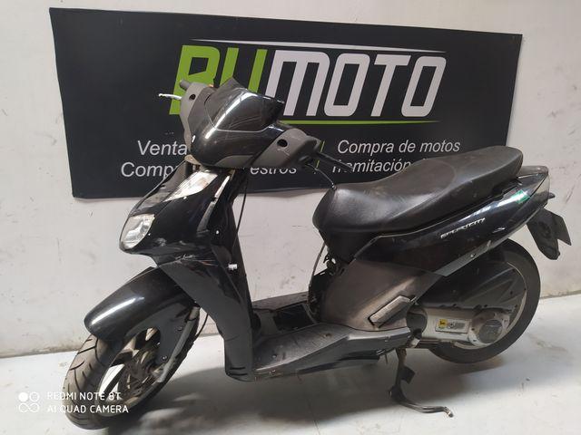 Aprilia Sportcity 125 (2013)
