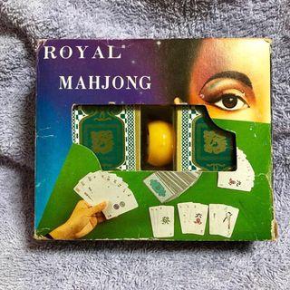 """Cartas del Tarot """"El oráculo del Mahjong"""""""