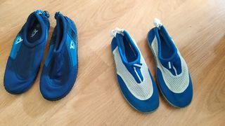 Zapatillas de agua / Escarpines