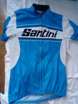 maillot Santini talla M
