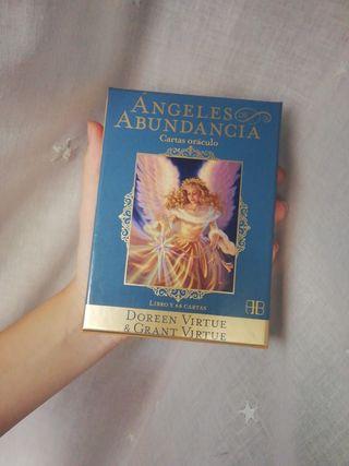 Oráculo Ángeles de la abundancia