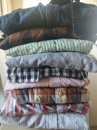 11 camisas XL hombre