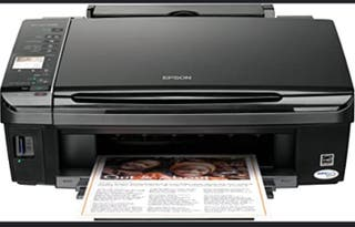 impresora Epson stylus sx218