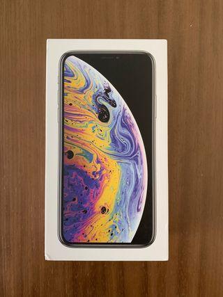 CAJA IPHONE XS Blanco 64GB