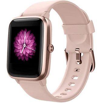 Reloj Inteligente Mujer,Smartwatch Hombre Impermea