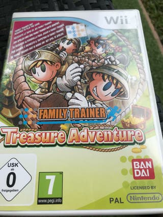 family Trainer para wii