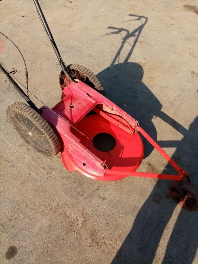 chasis desbrozadora tres ruedas