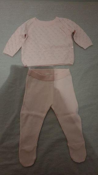 traje bebe