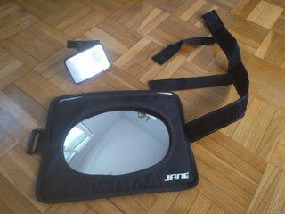 Espejo de Seguridad Jané con Funda para Tablet.