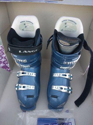 Bota de esquí