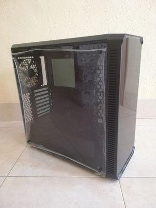 Caja Nox Hummer TGX