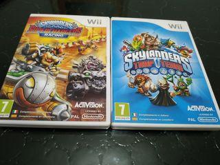 Pack de Juegos Skylanders - Wii