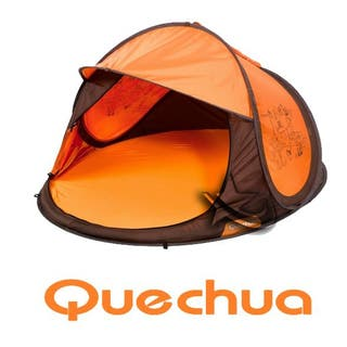 Camping baby Quechua