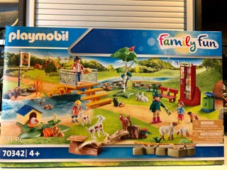 PLAYMOBIL FAMILY FUN ZOO 70342