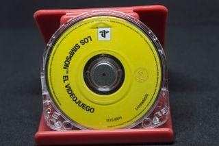 LOS SIMPSON EL VIDEOJUEGO PSP