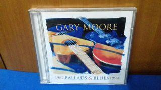 Cd Gary Moore Ballads & Blues 1982-1994