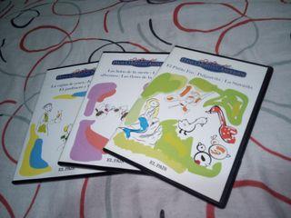 DVDs de Hans Christian Andersen