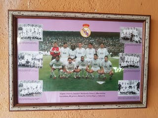 Real Madrid. 7a Copa de Europa