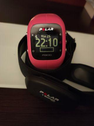 Smart watch Polar A300 con pulsómetro